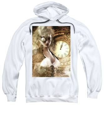 The Time Has Come Sweatshirt