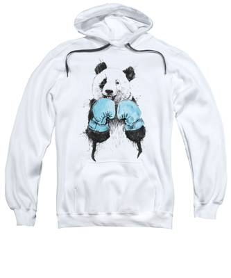 Boxer Hooded Sweatshirts T-Shirts
