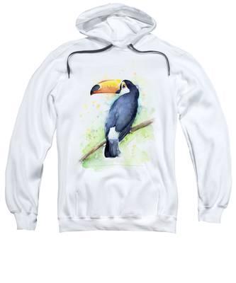 Animal Portrait Hooded Sweatshirts T-Shirts