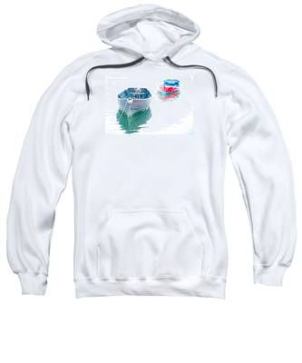 Two Boats Sweatshirt
