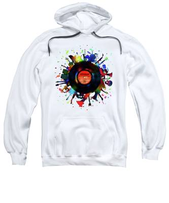Instrument Hooded Sweatshirts T-Shirts