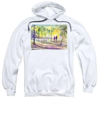 Walk Through The Woods Sweatshirt