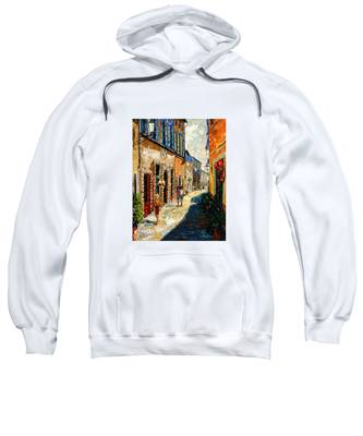 Cobblestone Hooded Sweatshirts T-Shirts