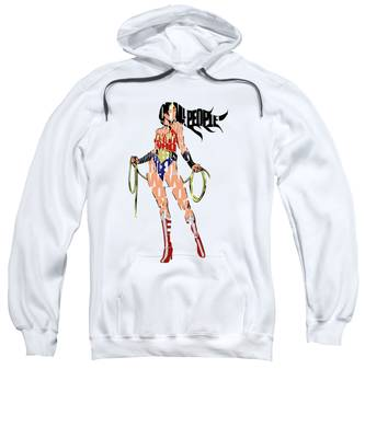Superheroes Hooded Sweatshirts T-Shirts