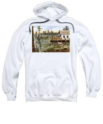 In The Swamp Sweatshirt