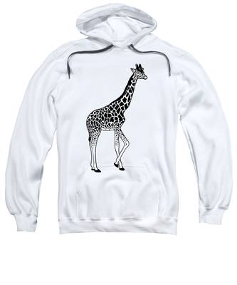 Stipple Hooded Sweatshirts T-Shirts