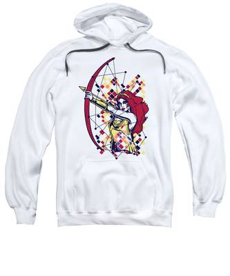 Archer Hooded Sweatshirts T-Shirts