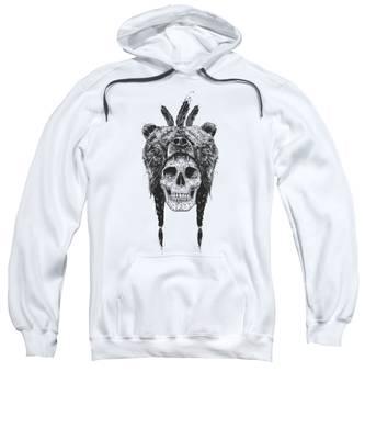 Shaman Hooded Sweatshirts T-Shirts