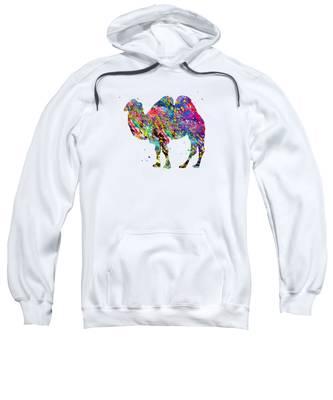 Bactrian Hooded Sweatshirts T-Shirts