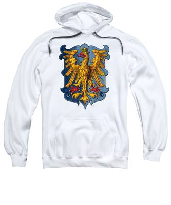 Coat Of Arms Of The Duchy Of Friuli Sweatshirt