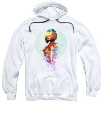 Sensual Hooded Sweatshirts T-Shirts