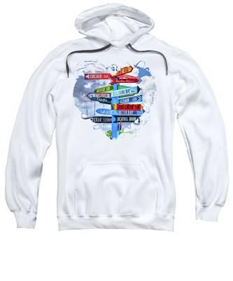 Door County Hooded Sweatshirts T-Shirts