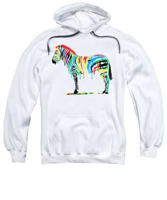 Paint Hooded Sweatshirts T-Shirts