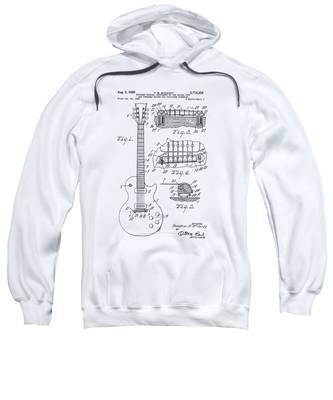 Patent Drawing Hooded Sweatshirts T-Shirts