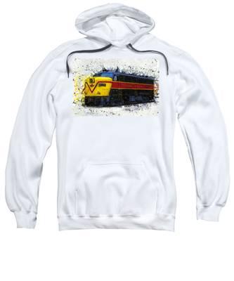 Loco #6777 Sweatshirt
