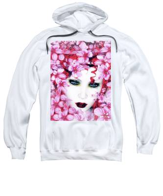 Madame Butterfly Sweatshirt