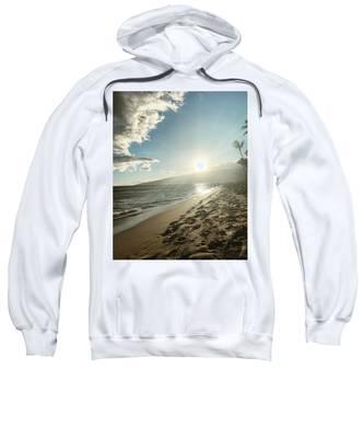 Hawaii Beach Hooded Sweatshirts T-Shirts