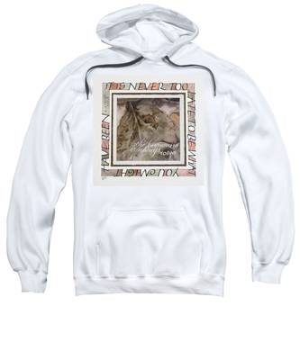 Never Too Late Sweatshirt