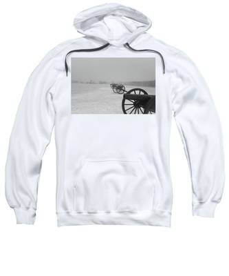 Row Of Cannon Sweatshirt