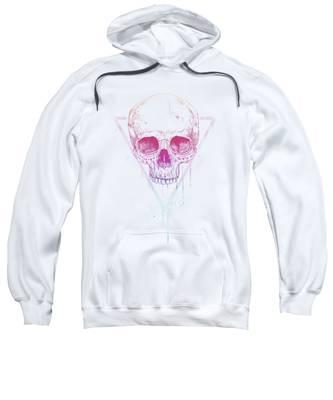 Gradient Hooded Sweatshirts T-Shirts