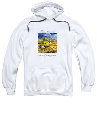 Tuscany Hooded Sweatshirts T-Shirts