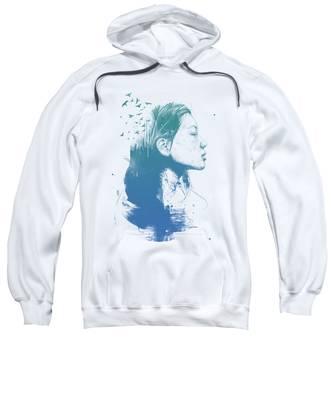 Contemporary Hooded Sweatshirts T-Shirts