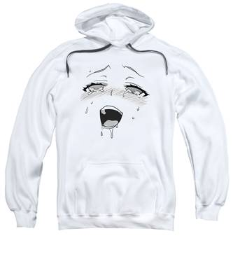 Abstract Hooded Sweatshirts T-Shirts