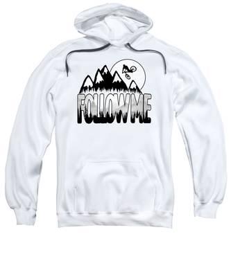 Landscape Hooded Sweatshirts T-Shirts