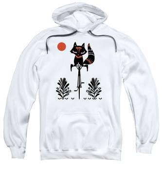 Fog Hooded Sweatshirts T-Shirts