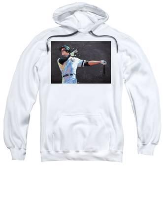 Aaron Judge Hooded Sweatshirts T-Shirts