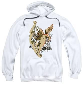 Religious Hooded Sweatshirts T-Shirts