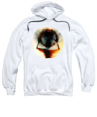 Spheres Hooded Sweatshirts T-Shirts