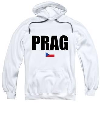 Prague Hooded Sweatshirts T-Shirts