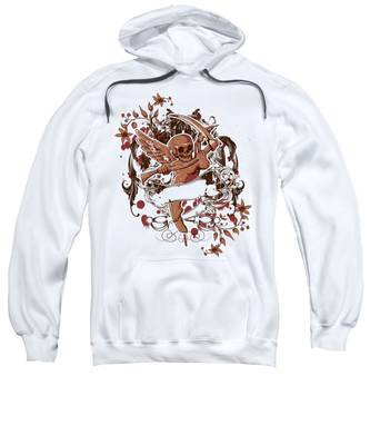 Gothic Hooded Sweatshirts T-Shirts