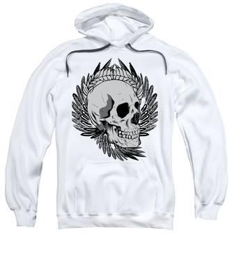 Ink Hooded Sweatshirts T-Shirts