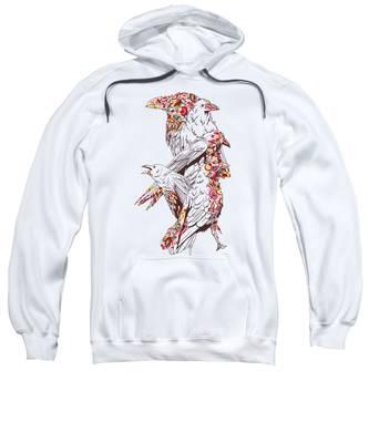 Flora Hooded Sweatshirts T-Shirts