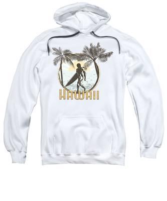 Sun Hooded Sweatshirts T-Shirts