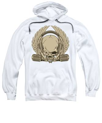 Wings Hooded Sweatshirts T-Shirts