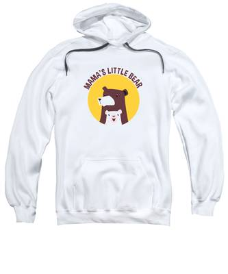 Mother And Child Hooded Sweatshirts T-Shirts