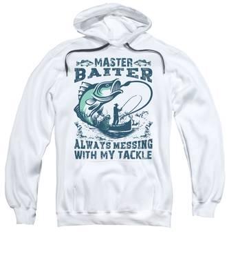 Fishing Tackle Hooded Sweatshirts T-Shirts