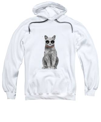 Cool Kittens Hooded Sweatshirts T-Shirts