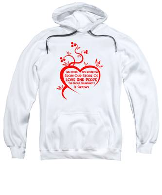 From The Heart Hooded Sweatshirts T-Shirts