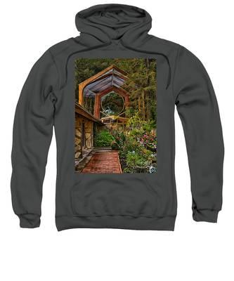 The Wayfarers Chapel Sweatshirt