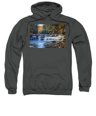 Squaw Rock - Chagrin River Falls Sweatshirt