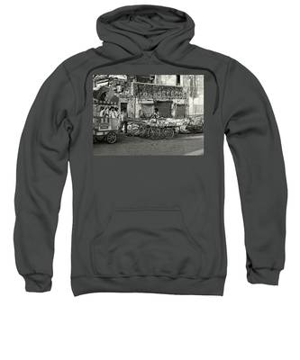 A Chat Among Friends Sweatshirt
