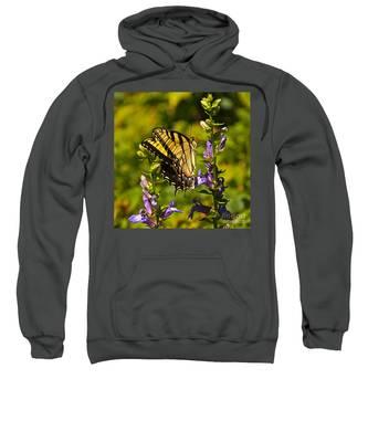 A Warm September Day In The Garden Sweatshirt