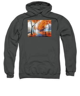 Autumn Boulevard Sweatshirt
