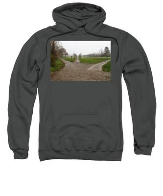 Autumnal Countryscape Sweatshirt