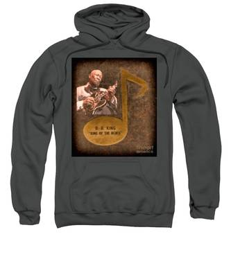 Bb King Note Sweatshirt