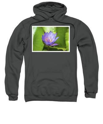 Blue Lotus Sweatshirt